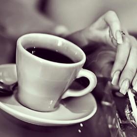 IJssalon Italia - Koffie